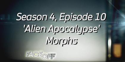 Alien Apocalypse Morphs