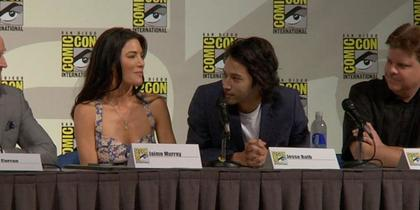 Jesse Rath and Babies - Comic-Con 2013 Exclusive