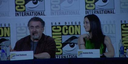 Becoming a Family - Highlight from Comic - Con 2013