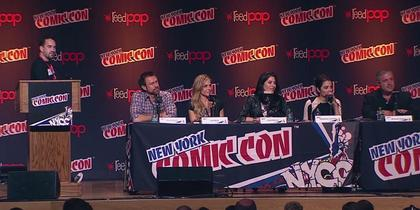 NYCC Exclusive: Defiance - Freedom to Love