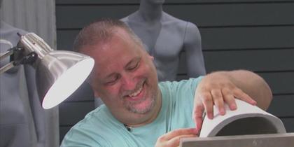 Face Off Casting Videos: Daniel