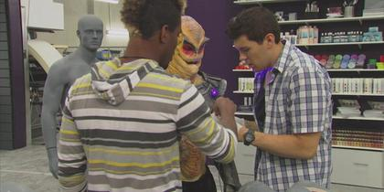 Bonus Scene - Tyler & Rashaad's Application