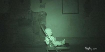 Ghost Hunters - Bonus Scene – Little Children