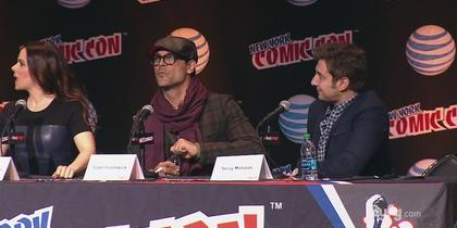 12 Monkeys: NY Comic Con Panel