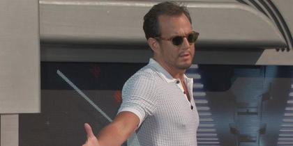 Will Arnett's Glorious Segway Entrance