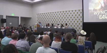 Wynonna Earp at SDCC 2016: Waverly Not An Earp?