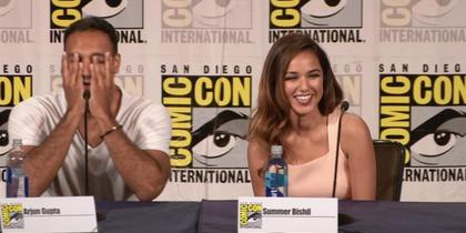 The Magicians at SDCC 2016: Turning Poop into Gold