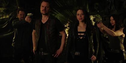 Dark Matter Backstage: Season 2 Episode 8