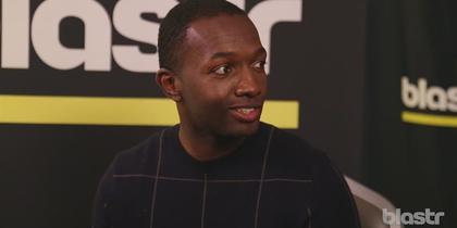 The Wire's Jamie Hector on Doing Sci-Fi