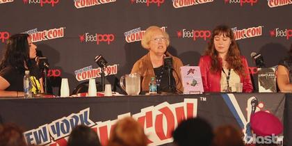 Blastr Fangrrls Panel Highlight: Underrepresentation of Minorities in Sci - Fi