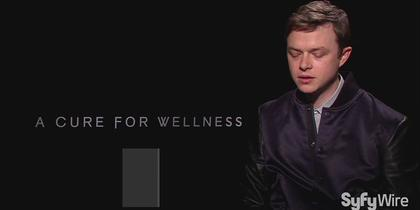 Dane DeHaan on Creepy Spas