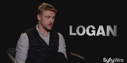Boyd Holbrook aka Logan's Donald Pierce on Not Fearing Logan