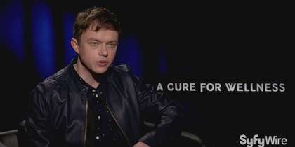 Dane DeHaan: Cure for Wellness Will Do For Spas What Jaws Did For the Beach