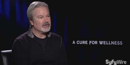 A Cure for Wellness Director Gore Verbinski on Doing Contemporary Gothic