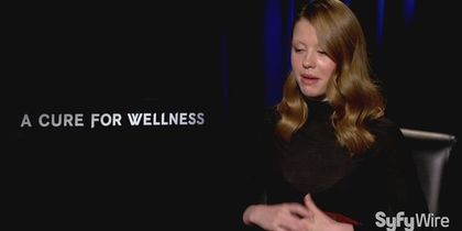 A Cure for Wellness' Mia Goth