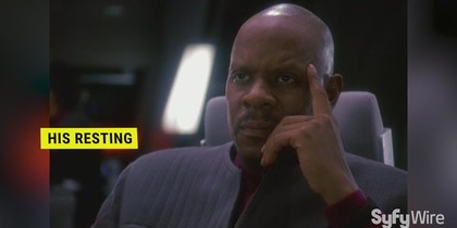 Captain Sisko of Star Trek: Deep Space Nine: 28 Days of Heroes