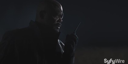Nick Fury: 28 Days of Heroes