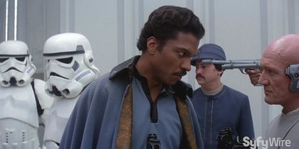 Lando Calrissian: 28 Days of Heroes