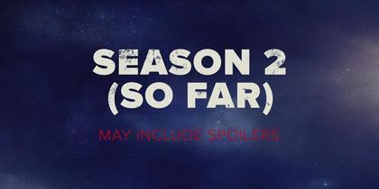 The Expanse Season 2 Recap in Under 30 Seconds!