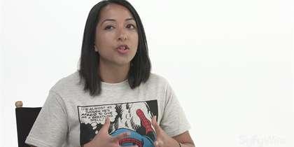 Marvel's Sana Amanat on the Captain Marvel Movie