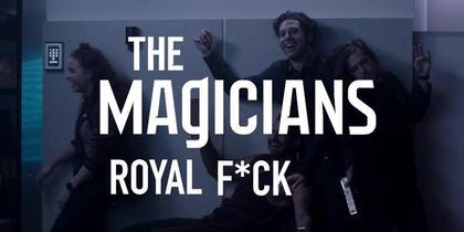 The Magicians Season 2 Gag Reel