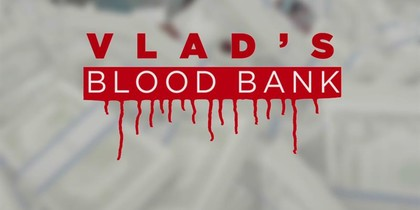 Definitely Not Fake Commercial - Vlad's Blood Bank