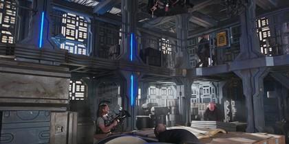 Dark Matter Backstage: Season 3, Episode 8