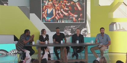 Sort Yourself! with Andre Meadows, Aly Michalka, Ricky Whittle