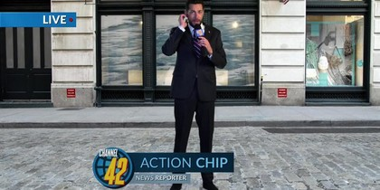 Action Chip News Fail Compilation