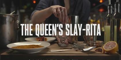 The Queen's Slay-Rita