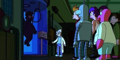 Who will be Professor Farnsworth's Successor?
