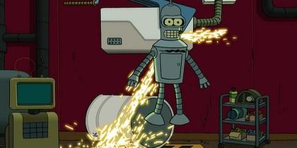 Bender's Accident