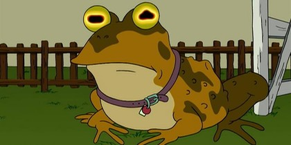All Glory to the Hypnotoad