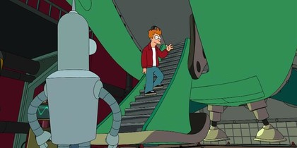 Bender's Plot to Overthrow Humanity