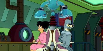 Bender in the Flesh