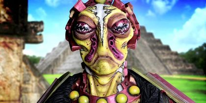 Aztec Aliens - Season 13, Episode 3