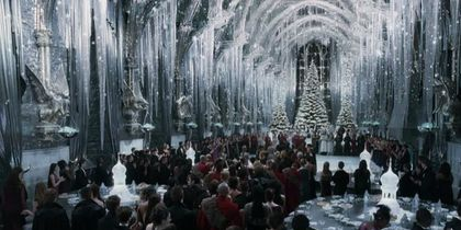 Making Memories - The Yule Ball