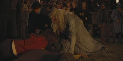 Dumbledore Tribute