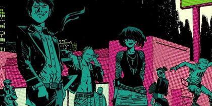 Deadly Class - Meet The Misfits
