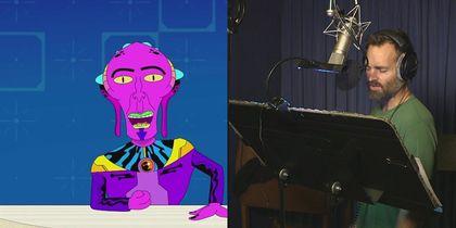 Alien News Desk - Featurette