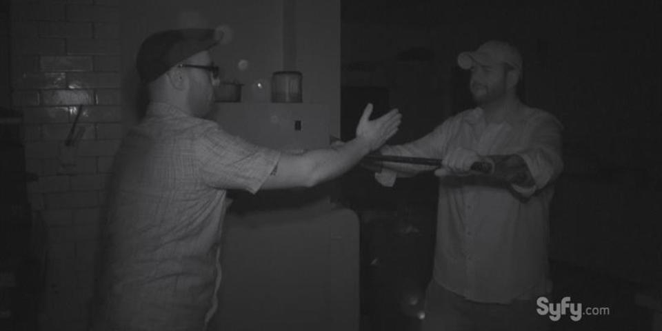 Ghost Hunters - Bonus Scene – Worker's Comp