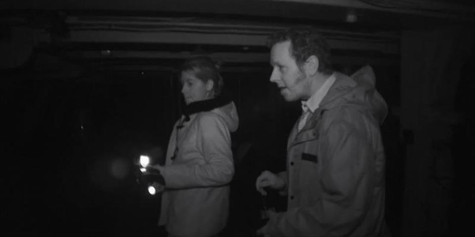 Ghost Hunters - Bonus Scene - Floating Jacket