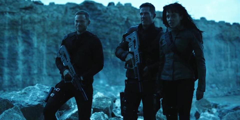 Watch the First Four Minutes of Killjoys Season 2