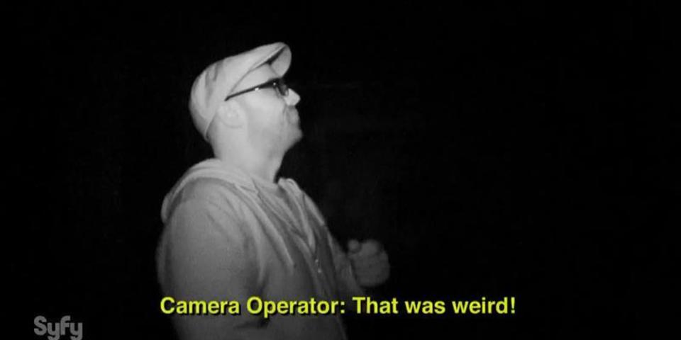 Lights, Cameras, Ghosts!