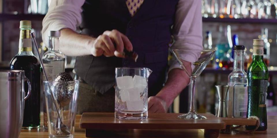 Magical Mixology: Eliot's Signature Cocktail