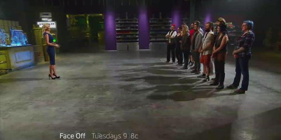 Face Off - Sneak Peek - Season 11, Episode 5
