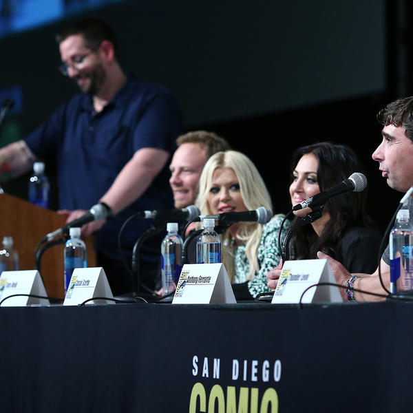 Sharknado 3: Full San Diego Comic Con Panel