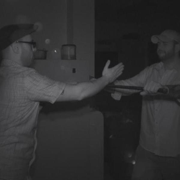 Ghost Hunters - Bonus Scene – Worker's Comp