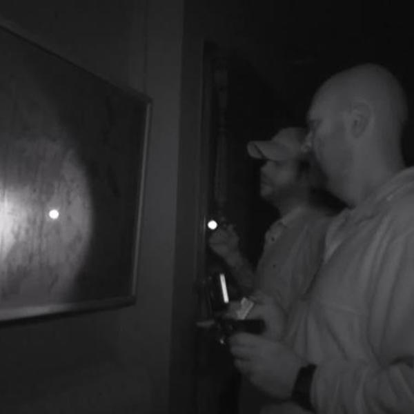 Ghost Hunters - Bonus Scene - We Need New Names