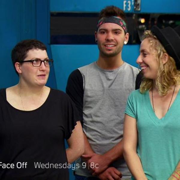 Face Off - Sneak Peek – Season 10, Episode 6